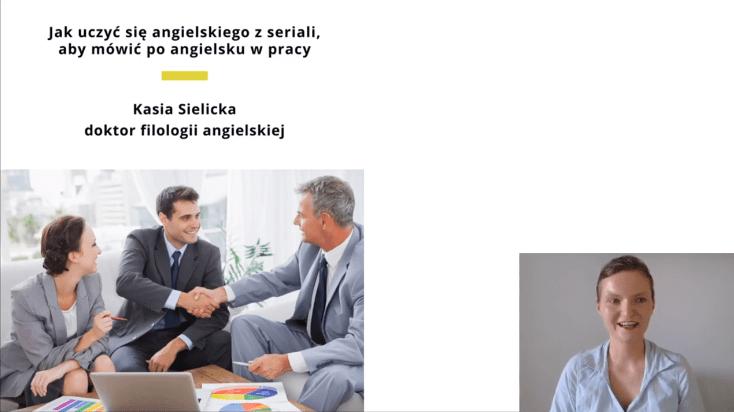 Mów po angielsku w pracy