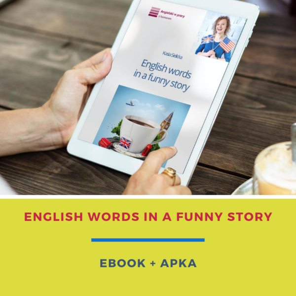 Ebook English words in a funny story